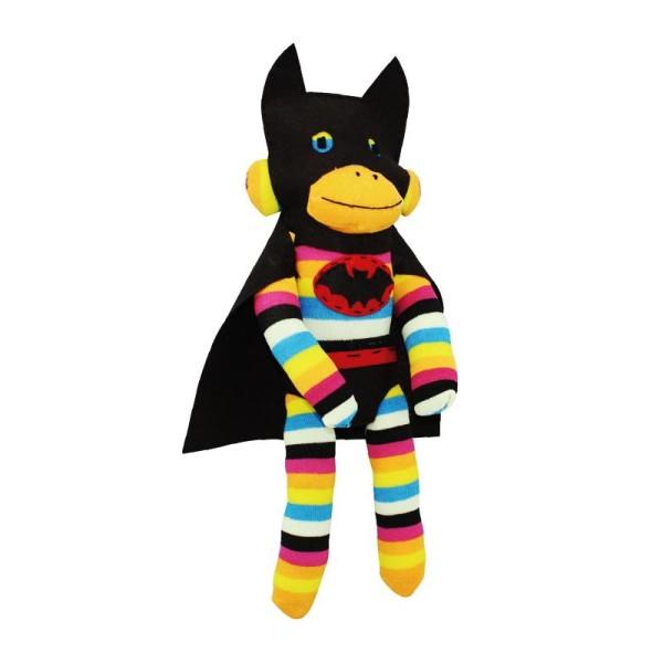 Giocoloco - Bambola da costruire pipistrello